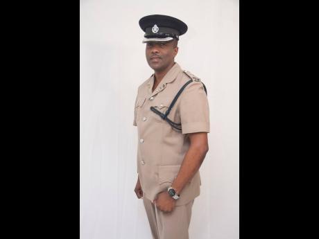 Senior superintendent Vernon Ellis, commander of the St James Police Division