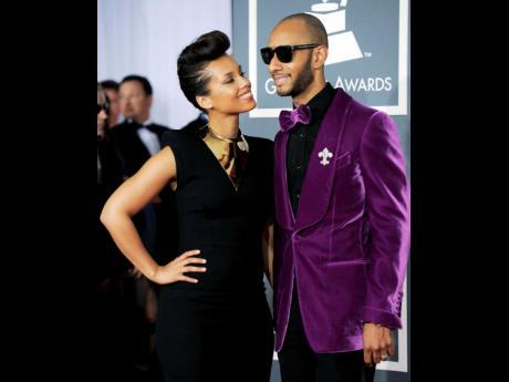 Alicia Keys and Swizz Beatz celebrated their 11th wedding anniversary last Saturday.