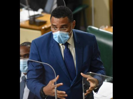 Was PM Holness just 'looking card'?