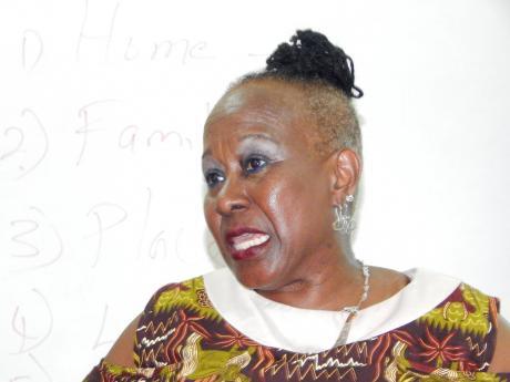 Professor Opal Palmer Adisa