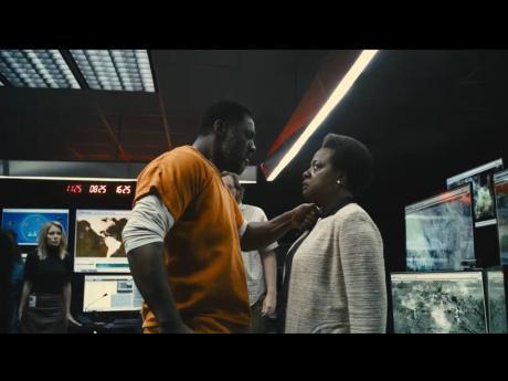 The Suicide Squad is a superhero film based on the DC Comics team Suicide Squad with an ensemble cast including Margot Robbie, Idris Elba, John Cena, Joel Kinnaman, Sylvester Stallone, Viola Davis, Jai Courtney, and Peter Capaldi.