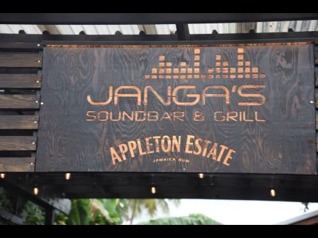 Janga's Sound Bar and Grill added a Lyric Lounge to their Belmont Road location.