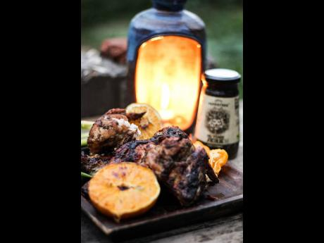 Peppatree Roasted Orange Jerk Chicken is a twist of tastes that both adults and children will enjoy.