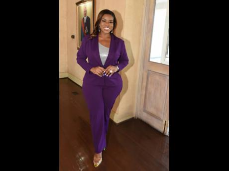 Khadine 'Miss Kitty' Hylton said it felt really good to know 'that a girl from Kingston 20 can be recognised by the governor general'.Khadine 'Miss Kitty' Hylton said it felt really good to know 'that a girl from Kingston 20 can be recognised