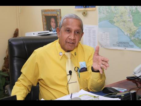 Mayor of May Pen Winston Maragh recalls first Independence celebrations.
