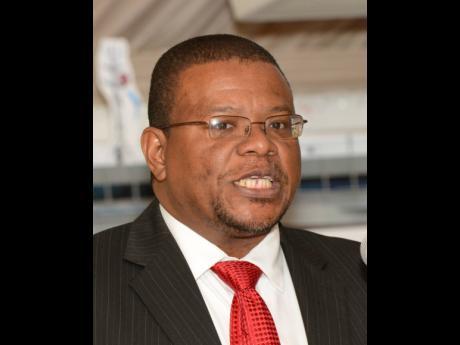 Dr Derrick Deslandes, President, College of Agriculture, Science and Education.