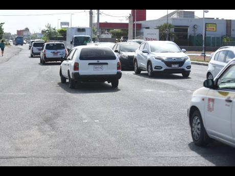Portmore traffic
