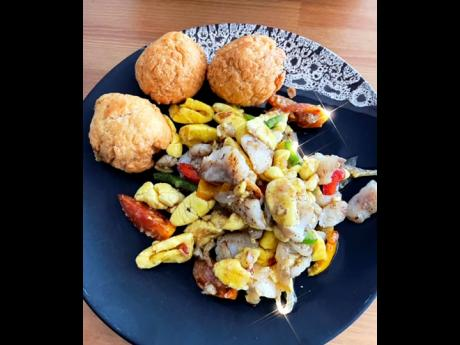 You can now get ackee and salt fish with a side of Johnny cakes all the way in Bangkok at Frying Pan Jamaican Restaurant.