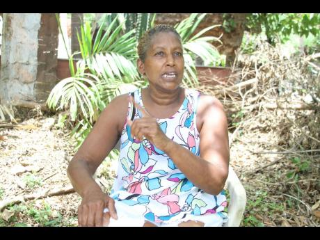 Rosemarie Black, family  friend, is appealing for help for Roxanne Smith and her children.