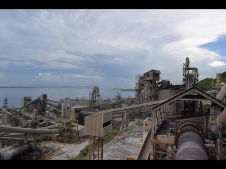 Caribbean Cement Company Limited, at Rockfort, Kingston.
