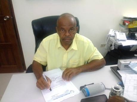 Melvin Honeyghan, director of Honeyghan Funeral Home and Memorial Gardens in Savanna-la-Mar, Westmoreland.