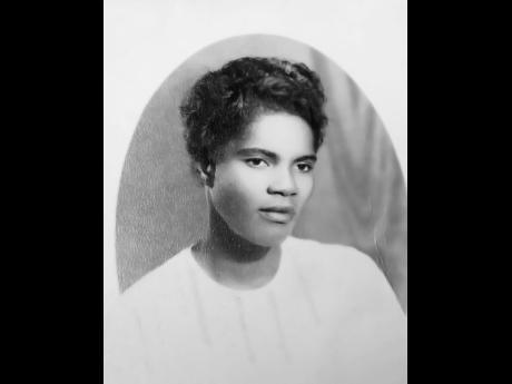 Enid Solomon, Jeannette Solomon's mother.