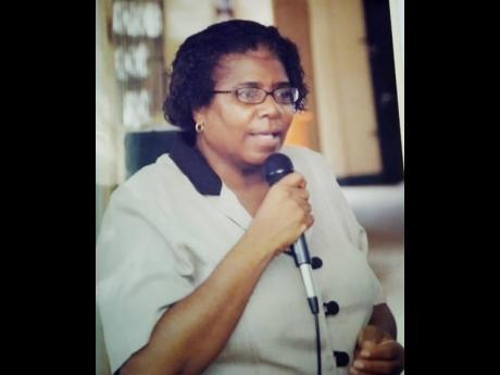 Jeannette Solomon, western Jamaica educator.
