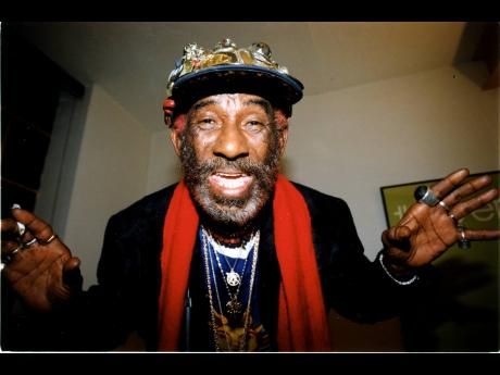 Lee 'Scratch' Perry was a complex and some would say, eccentric legend.