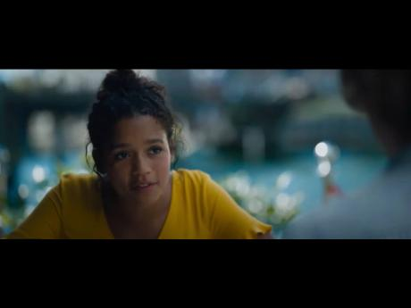 Taylor Russell stars in 'Escape Room  – Tournament of Champions'.