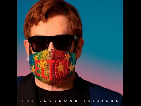 This album cover provided by Interscope Records shows 'The Lockdown Sessions' by Elton John.
