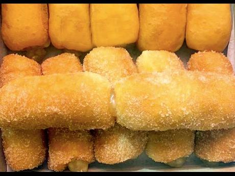 Cin-apple sticks take on a whole new meaning when it comes to fried dough.