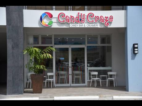 Candy Craze Bar and Creamery opened its new location at Progressive Plaza, Barbican Road, some three weeks ago.