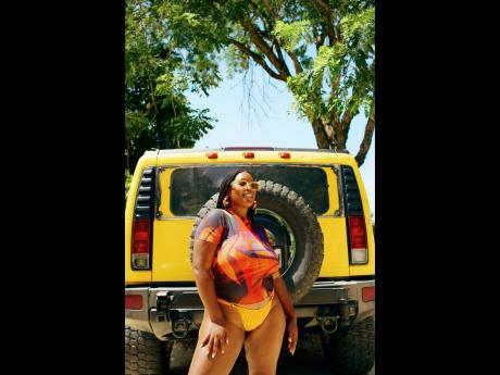 'Jamaica makes me feel alive. There is a spirit of Jamaica that really feeds the soul and replenishes your spirit,' says creative Mecca James-Williams, who was on island to celebrate her 28th birthday at Geejam Hotel in Portland.