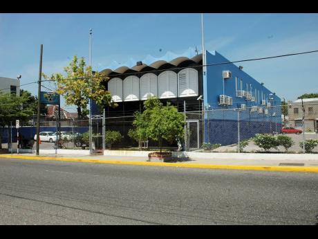 JMEA headquarters, Duke Street, Kingston.