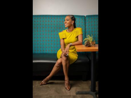 """According to media personality  and podcaster Dr Terri-Karelle Reid, when you walk in your purpose, you don't have to seek permission or validation from anyone. """"You come to terms that your success, happiness, inner peace and fulfillment are determined"""