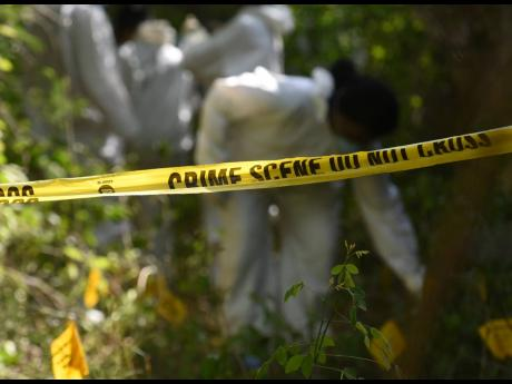 Up to August 28, Jamaica's murder rate was 10 per cent higher than for the corresponding period in 2020.