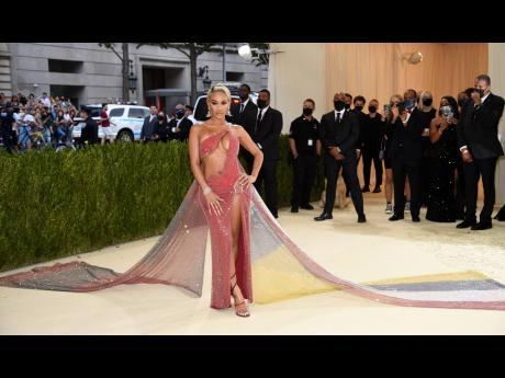 Saweetie attends The Metropolitan Museum of Art's Costume Institute benefit gala.