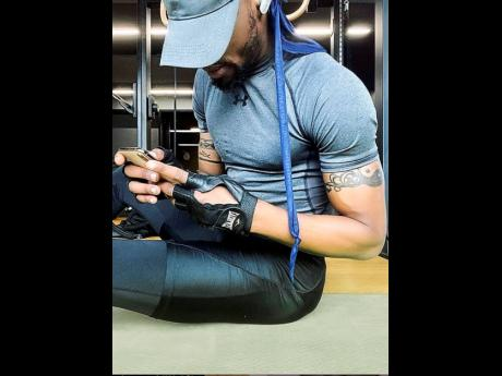 Dalton Harris' physical and mental wellness is a work in progress, and all a result of daily exercise routines, intermittent fasting, and speaking positive affirmations.