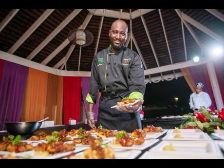 JFDF's Picante 2019 explored an enticing range of Hot Zesty Flavour.