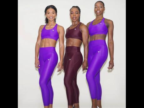 VCB Fit is an activewear line created by Veronica Campbell-Brown to help women maintain a healthy and vigorous lifestyle, while boosting their confidence to look and feel their best.