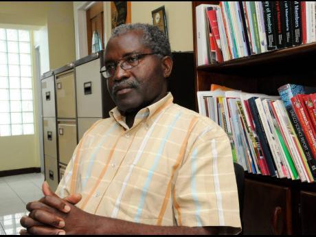 Professor Ishenkumba Kahwa