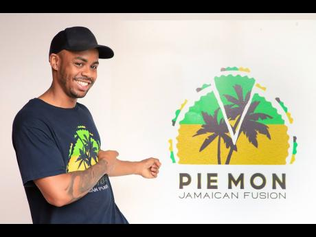 The maker, shaker and baker of these incredible Jamaican-infused pot pies, Mr Pie Mon himself, Gregory Henry.