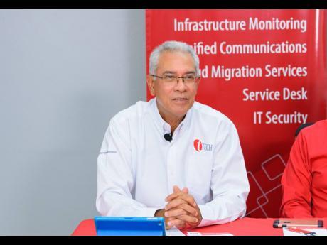 Edward 'Teddy' Alexander, Executive Chairman of tTech Ltd.