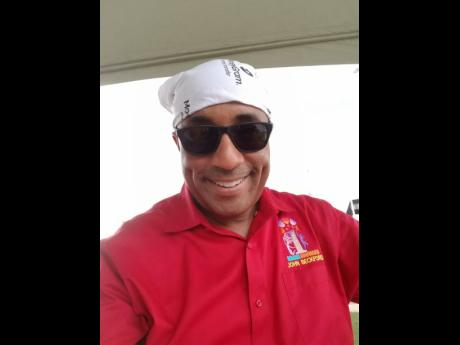 John Beckford, treasurer and chief marketing officer at Miami Carnival.