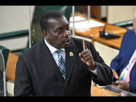 Though usually outspoken, Transport Minister Robert Montague has been uncharacteristically silent on the AAJ controversy.