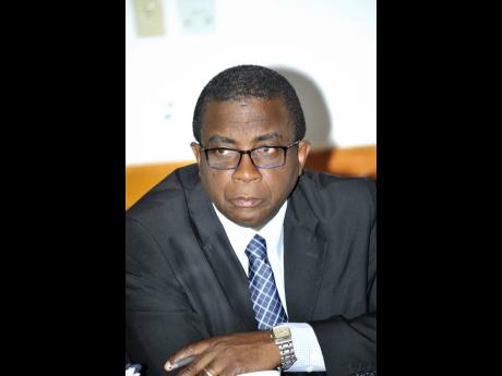Commissioner General of Tax Administration Jamaica Ainsley Powell.