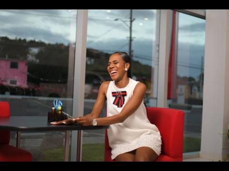 Your Jamaican girl, Dr Terri-Karelle Reid.
