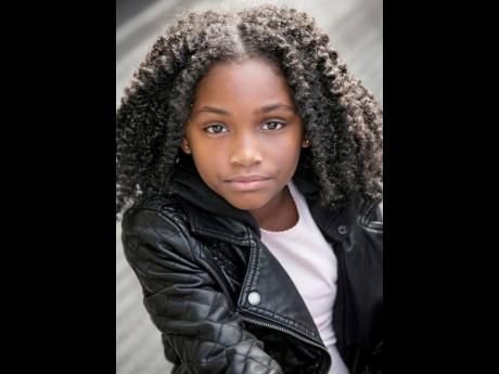 Kyrie McAlpin is serious about being an actress and plans to stay in the industry for a long time.
