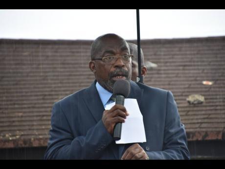 Adventist Pastor Charles Brevett.