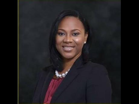 Peta Gay Miller Walker, assistant vice-president of Sales & Client Services at JN Fund Managers.