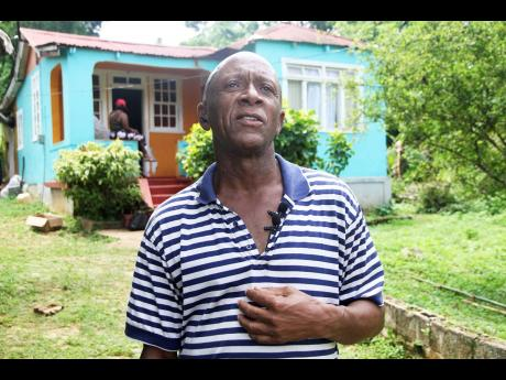 Delroy Hudson, president of the Community Development Committee in Comfort, Manchester, is calling for social intervention and targeted action from the police to steer the youth in the area away from a life of crime.