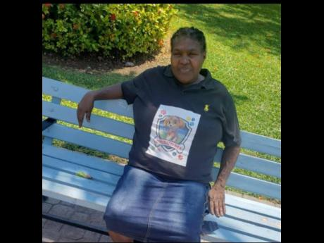 Joan Robinson, who died at the May Pen Hospital in Clarendon on September 7.