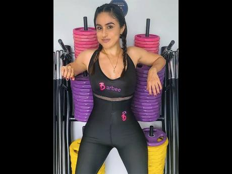 For women working on abs and glutes, the full bodysuit is designed so that there is major support in those areas, but also helps with shaping the entire body at the same time.