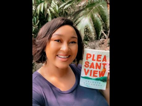 Nakeeta Nembhard shared that 'Pleasantview' by Celeste Mohammed was thoroughly enjoyable. 'In this work of interconnected short stories, I thought the author skilfully wove each story to not only create the setting of the community but to depict how