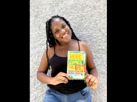 Shannay Willaims is a lover of the book 'Here Comes the Sun' by Nicole Dennis-Benn for its moving and memorable writing. 'The story speaks to a Jamaica that we all know but don't often get to truly understand,' she shared.