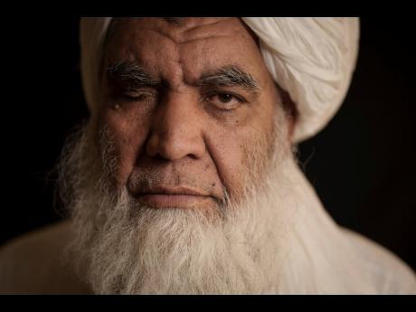 Taliban leader Mullah Nooruddin Turabi.