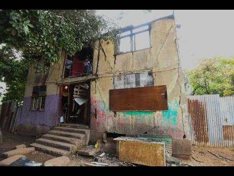 The childhood home of Bob Marley and Bunny Wailer in Trench Town caught fire last Saturday, but the member of parliament for St Andrew Southern, Mark Golding, says plans to restore the property have not gone up in smoke.