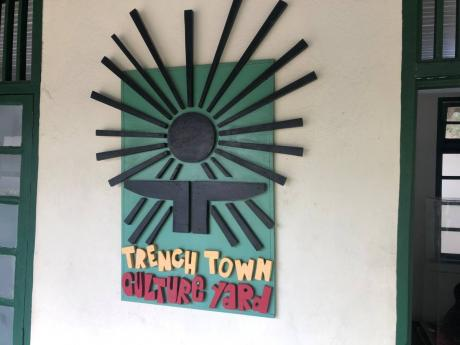 Culture Yard in Trench Town offers tours to visitors to the island as well as locals. Phase two of the three-part guided tour is a visit to Bob Marley's mother's house.