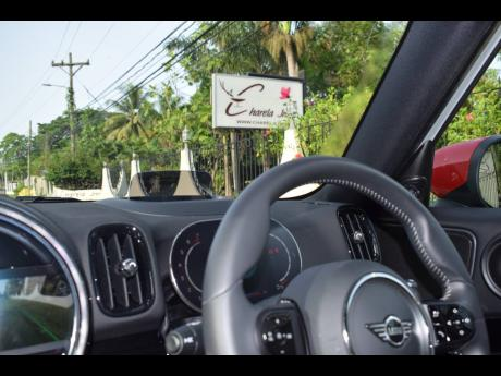 We packed a MINI Countryman John Cooper Works, courtesy of ATL Autobahn, the official dealer of MINI in Jamaica, and headed to Charela Inn in Negril for the end of the work week.