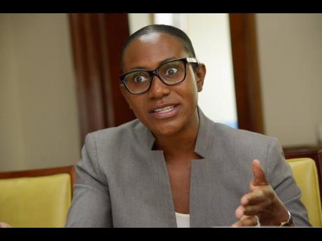 Attorney-at-law Ayisha Robb Cunningham.